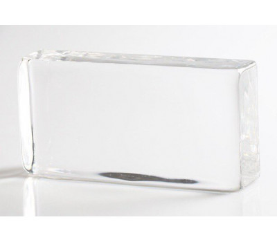 Стеклянный кирпич Crystal block 20х10х5 (Испания)